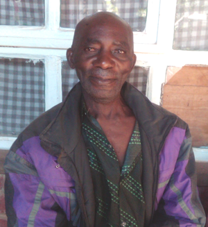 Christophe Musingue Samba - Kilwa survivor