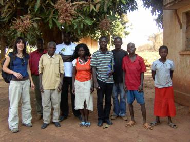 Kilwa survivors with RAID and ACIDH