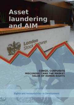 Asset Laundering and AIM (cover)
